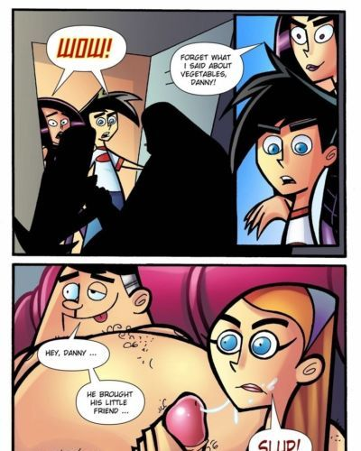 Danny Phantom – Sex + 1