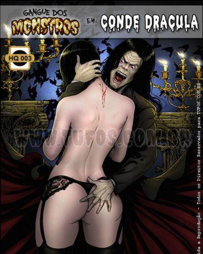 Tufos- Gangue dos Monstros 03- Dracula
