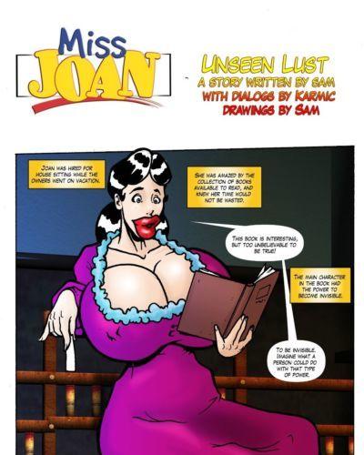 Miss Joan- Unseen Lust