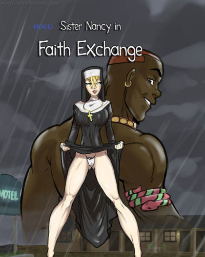 Sister Nancy in Faith Exchange- Rabies