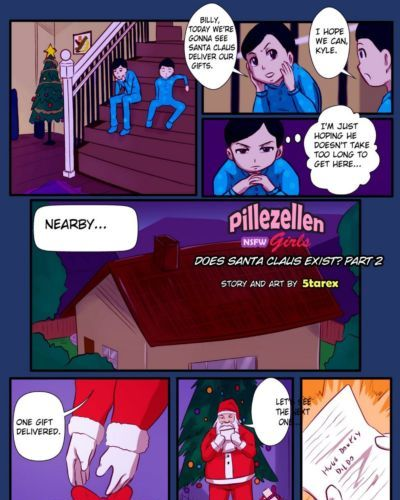 Pillezellen- Does Santa Claus Exist 2