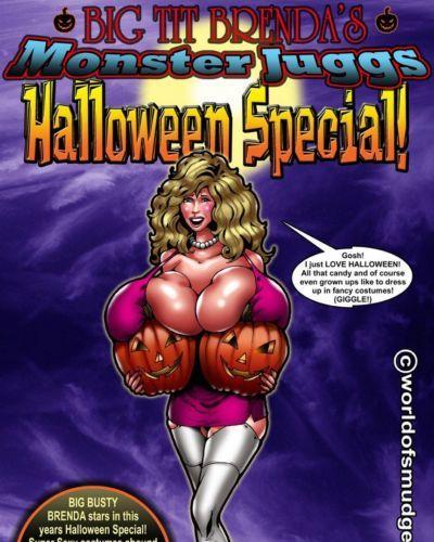 Brenda- Halloween Special-Smudge