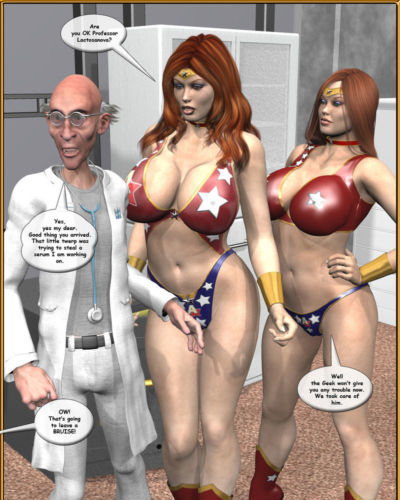 Alpha Woman- The Geek wins Day - part 2