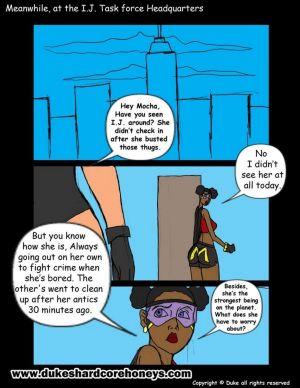 الإمبراطورية العدالة - الحب دمية 2