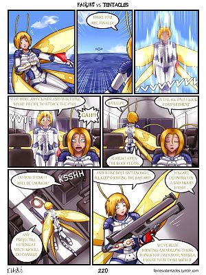 仙女 vs 触角 Ch 1-3 - 一部分 12