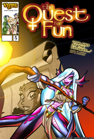The Quest for fun 11
