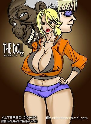 IllustratedInterracial- The Doll 2