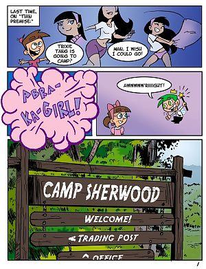 营地 舍伍德 - 一部分 6
