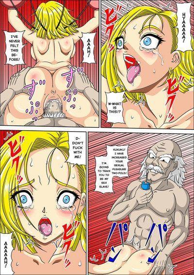 Dragon Ball z - 18