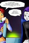 Teen Titans- Magic Crystal (Witchking00)