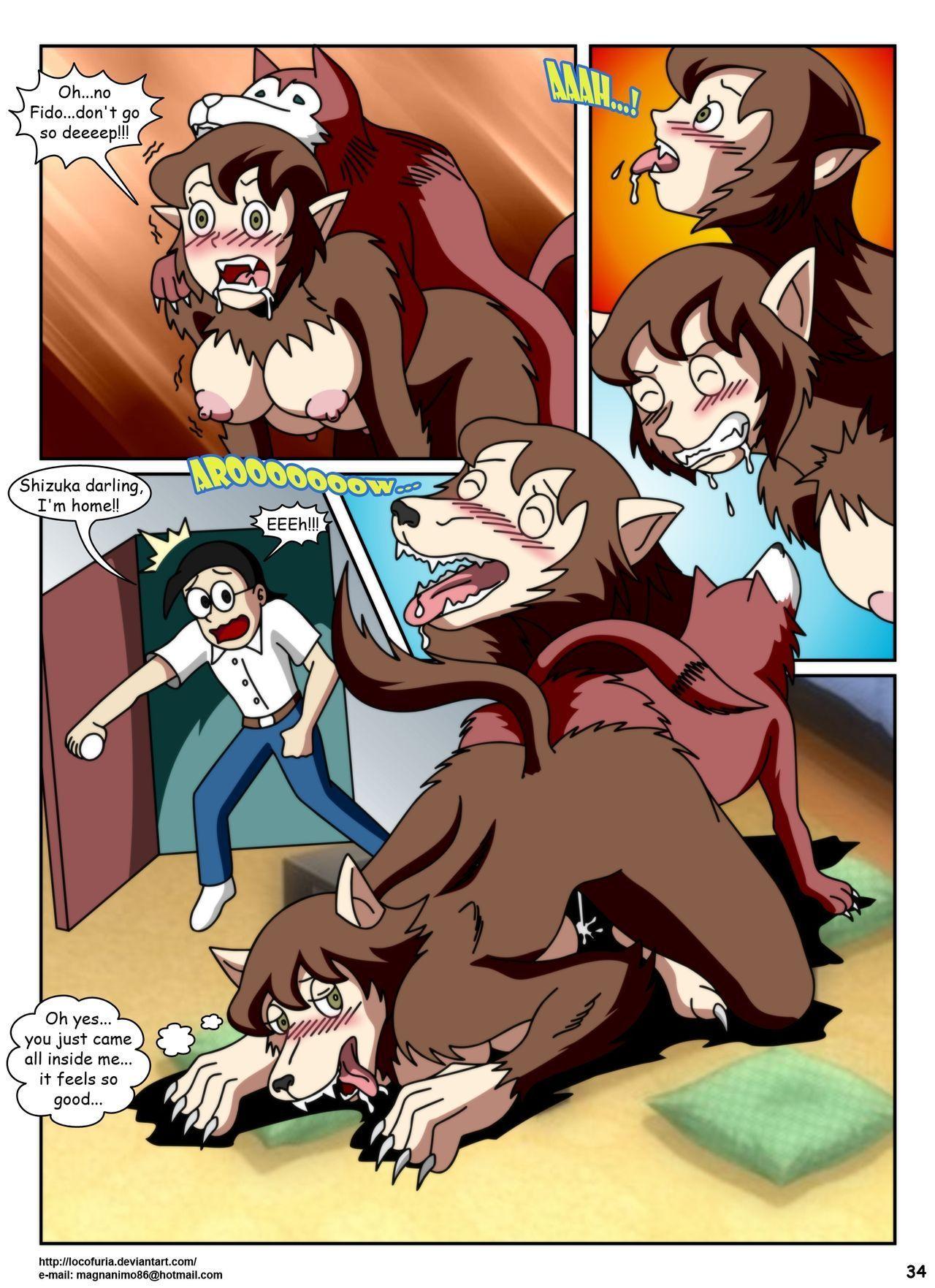 from Gilbert female werewolf transformation sex
