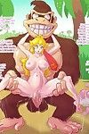 Peach Pregnancy Project (Super Mario Bros.)