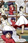Keeping it clean- Ranma Hentai