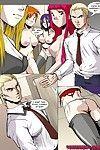 นรก นินจา 4 แล้ว 5- Hentai กุญแจ