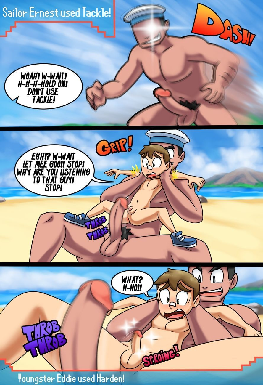 pokemon comic gay hentai