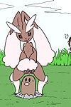 Lopunny Gets Caught