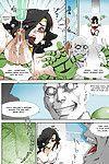 [Niku Ringo (Kakugari Kyoudai)] Wonder Wife: Boobs Crisis #21  [desudesu] [Colorized]