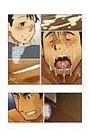 Gamushara! (Nakata Shunpei) Door Leon990 Scanlations Digital