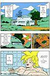 Rehabilitation (Garland) DRAGONBALL H Bessatsu Soushuuhen (Dragon Ball Z) Colorized Incomplete