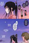 (C86) abgrund (Saikawa Yusa) Summer Halation Full Color Facedesk