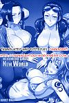 (C81) Choujikuu Yousai Kachuusha (Denki Shougun) MEROMERO GIRLS NEW WORLD (One Piece) darknight Decensored Colorized - part 2