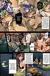 (C78) Modae Tei (Modaetei Anetarou, Modaetei Imojirou) Oujo Rojou Dokubou - Saintheim no Rakujitsu - Princess Street Prison - Downfall of Santeem (Dragon Quest IV) =LWB=