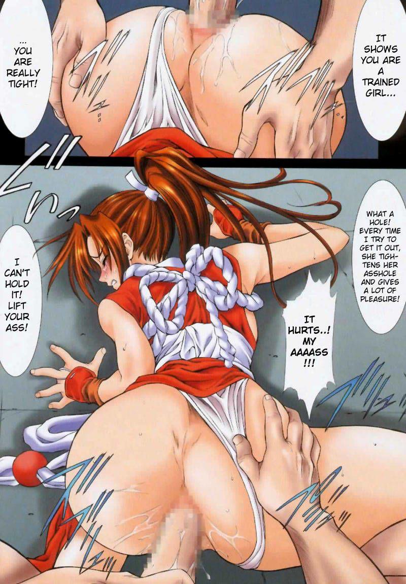 Hentai Fighter for c60) nas-on-ch (nas-o) demongeot 3.. - hentai comics