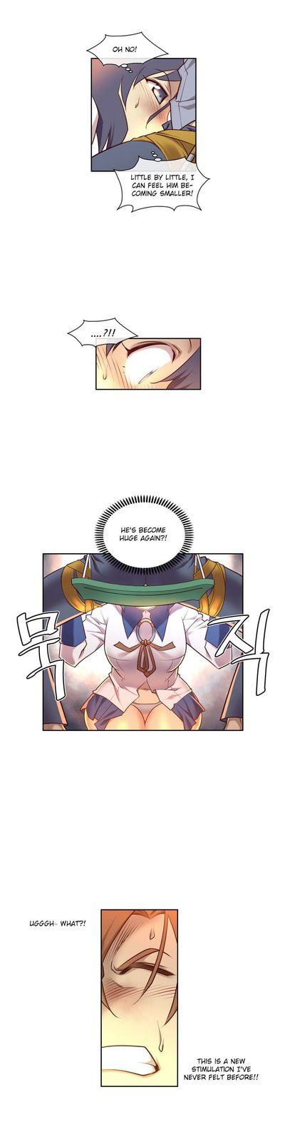 fils heejoon Maître dans mon rêves Ch en cours - PARTIE 8