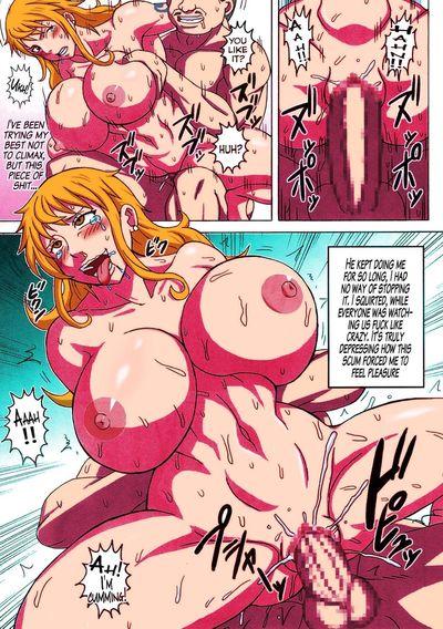 (COMIC1☆10) Naruho-dou (Naruhodo) Nami SAGA 2 (One Piece)  {doujin-moe.us} (Colorized)