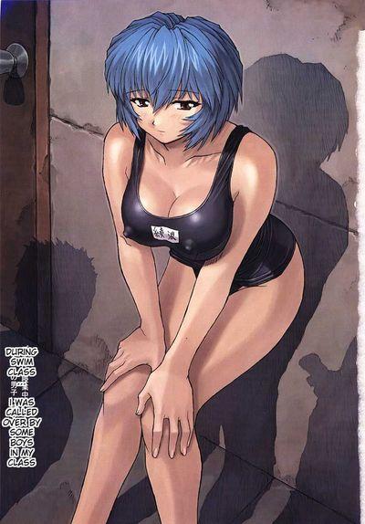(C58) [Nakayohi Mogudan (Mogudan)] Ayanami 1 Gakusei Hen (Neon Genesis Evangelion)