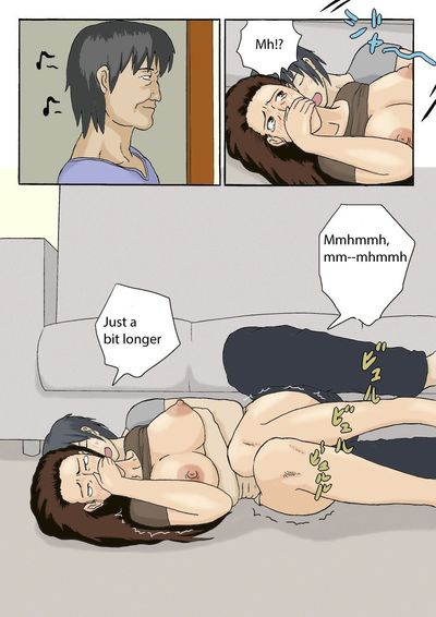 Mẹ, truyện tranh
