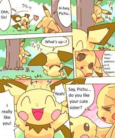 [Dayan] Pikachu Kiss Pichu