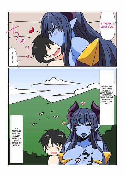 [Hroz] Game Over -Aohada Akuma Shougun Hen- - Game Over -The Blue-Skinned Demon General-  [4dawgz + Thetsuuyaku]..