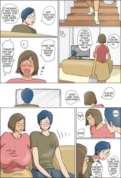 Zenmai Kourogi Haha to Musuko no Kazoku Seikatsu Family Life of Mother and Son Amoskandy - part 2
