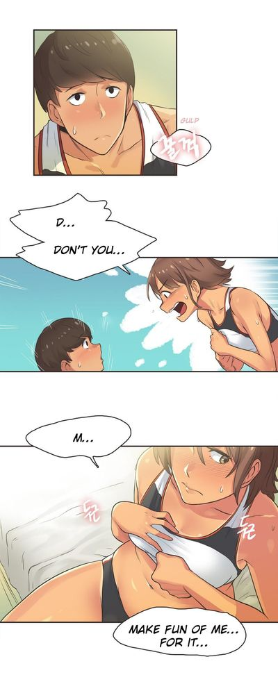 Gamang Sports Girl Ch.1-28   - part 13