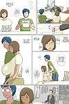Zenmai Kourogi Haha to Musuko no Kazoku Seikatsu Family Life of Mother and Son Amoskandy - part 5