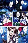 (C85) [Ikaring (Ajishio)] Marmaid Festa (Touhou Project)  [CGrascal]