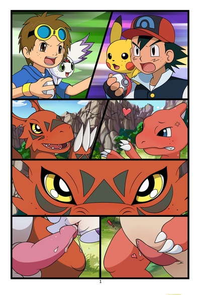 Digimon vs Pokemon