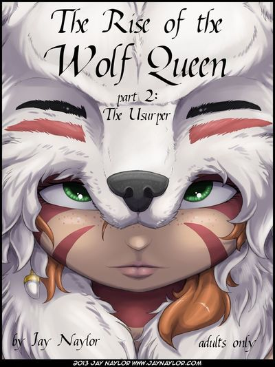 [Jay Naylor] The Rise of the Wolf Queen - Part 2: The Usurper