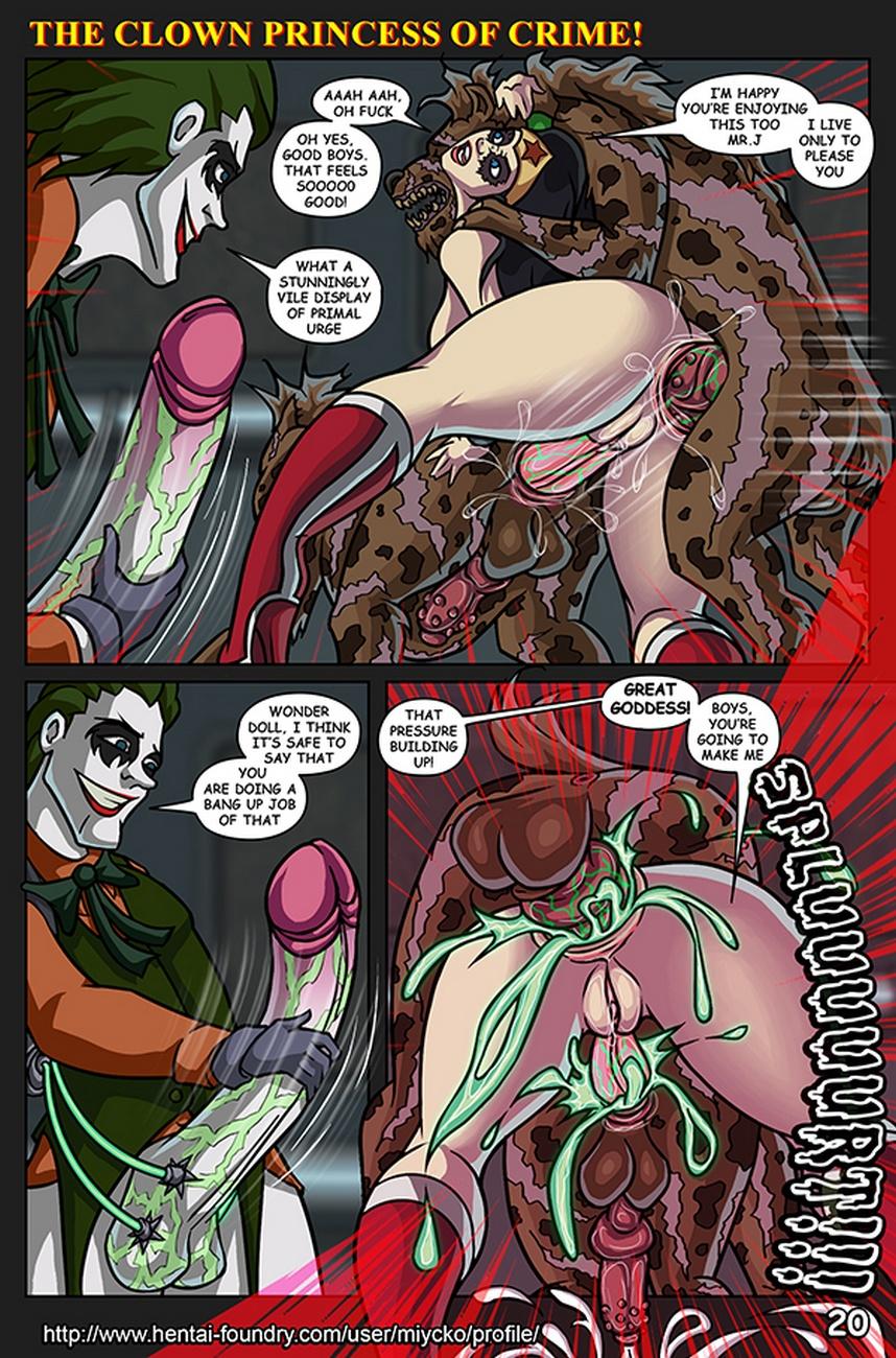 的 小丑 公主 的 犯罪 - 一部分 2