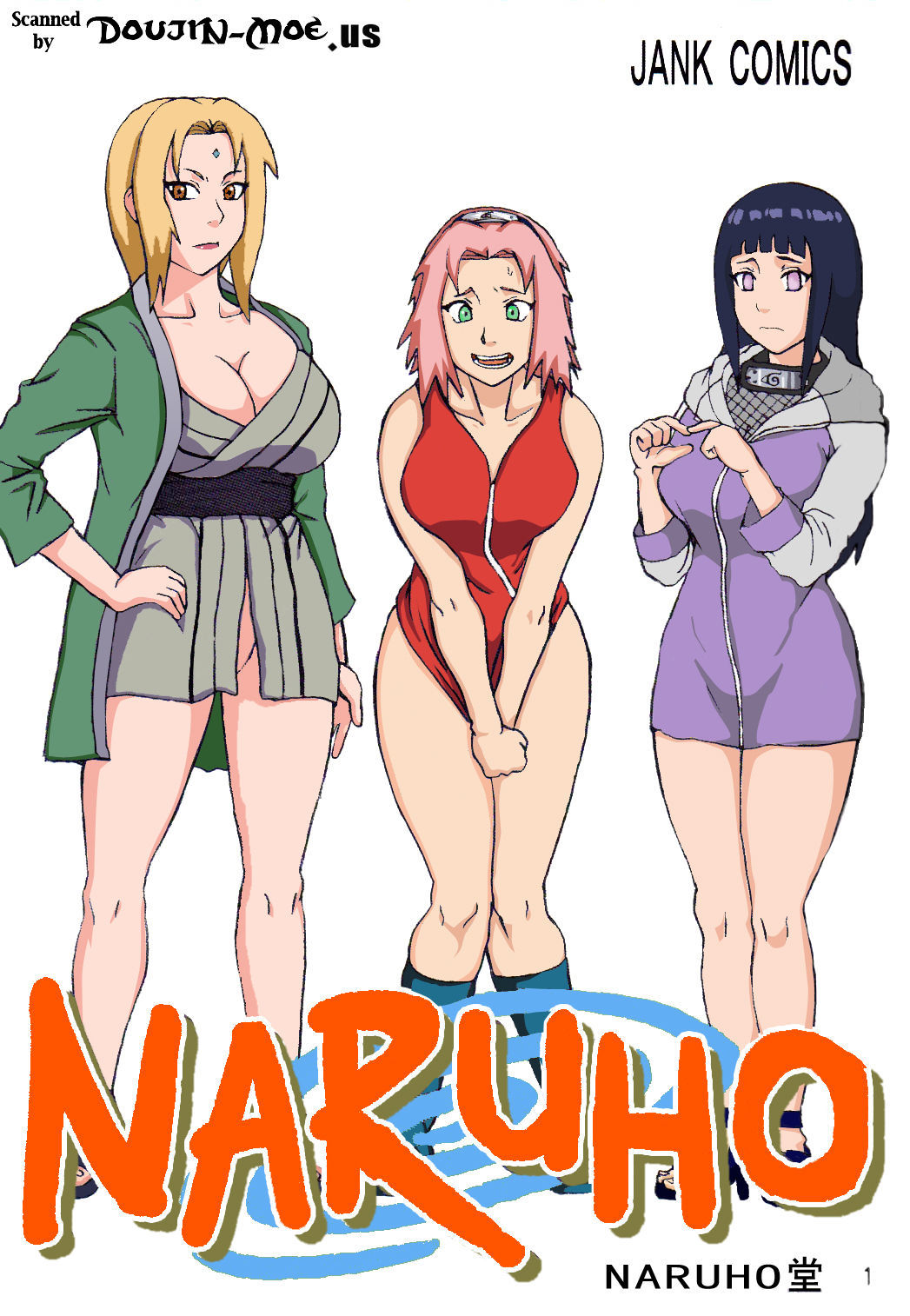 (C72) [Naruho-dou (Naruhodo)] Tsunade no Inchiryou - Tsunade\'s Sexual Therapy (Naruto)  {doujin-moe.us} [Colorized] - part 3