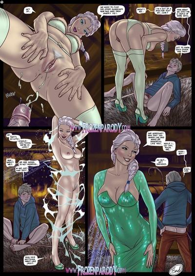 Elsa incontra jack