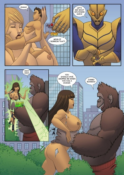 Goddesszilla 1 - part 2