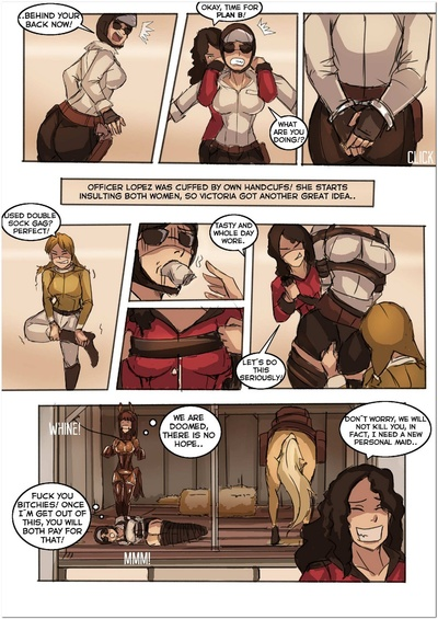 Derby 1 - Duchess Ponygirl Transformatioch