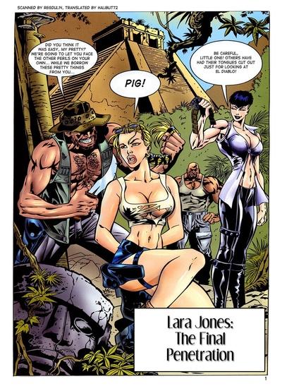 Lara Jones - The Final Penetration
