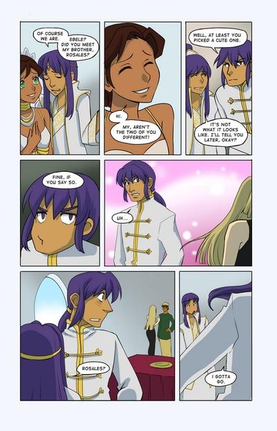 espina El príncipe 5 - reunión - Parte 2