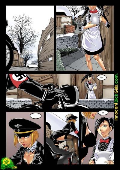 Nazi VS Comrade