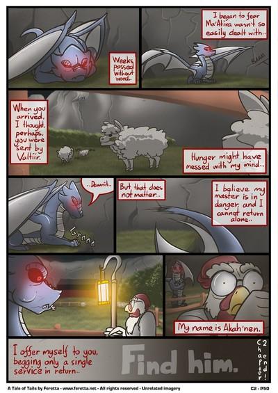 A Tale Of Tails 2 - Flightful Dreams - part 4