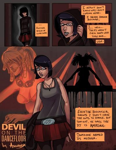 Devil On The Dance Floor
