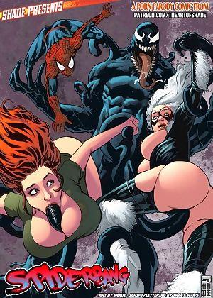 – Spiderbang-